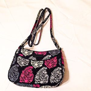 Vera Bradley Crossbody Purse in Northern Lights